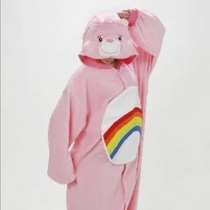 Care Bears pajama costume